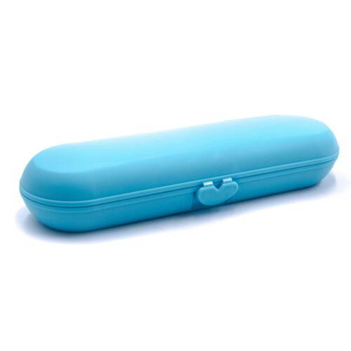 Braun Oral B Transport Etui Case Box Schale blau für Philips Sonicare
