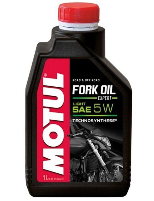 Motul Fork Oil Olio Forcella Expert Light 5W Dämpfungsöl Enduro Chopper