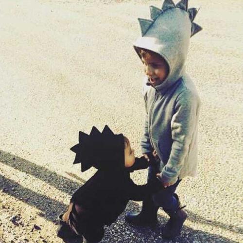 Unisex Baby Girl Boy Kids Down Jacket Coat Autumn Winter Warm Children Clothes P