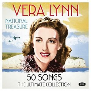 VERA-LYNN-NATIONAL-TREASURE-THE-ULTIMATE-COLLECTION-2CD-SET-2014
