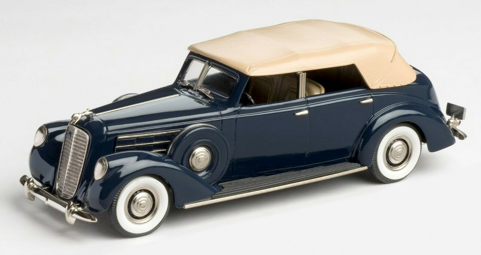 Brooklin 172 Lincoln Le Baron Converdeible Sedan 1937