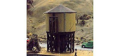 Tichy Train Group Wood Water Tank Kit N Scale New