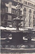 VERONA CITTÀ 148 SEMENTI GRANAGLIE - FONTANA Cartolina FOTOGRAFICA viaggiata
