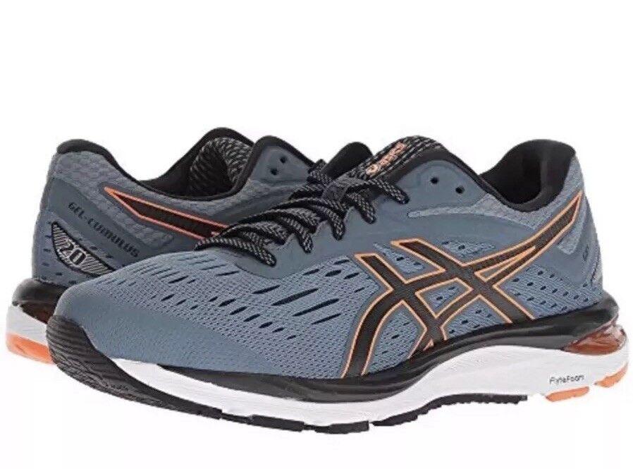 Asics Gel-Cumulus 20 Mens Running shoes Ironclad Black Size 7