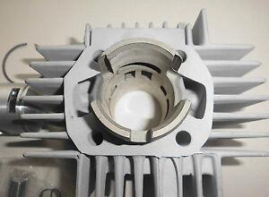Leistungsgesteigerter-38mm-50ccm-Puch-Super-Maxi-Zylinder-Maxi-X-30-Mofa-Moped