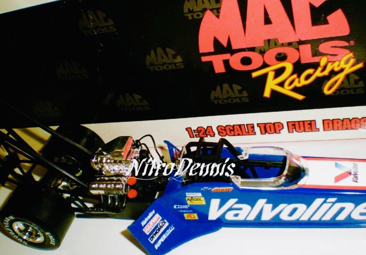 NHRA Joe Amato 1  24 Diecast MAC TOOL Top Fuel NITRO Dragster VINTAGE DRAG RACING  en ligne au meilleur prix