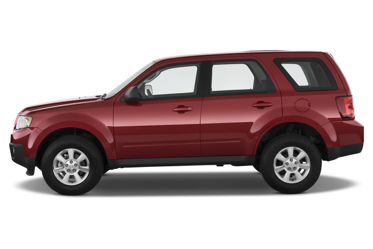 Mazda Tribute side view
