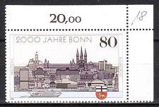 BRD 1989 Mi. Nr. 1402 Eckrand 2 Postfrisch TOP!!! (11511)