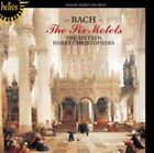 Bach: The Six Motets (CD, Sep-2014, Helios)