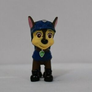 Nickelodeon CHASE PAW PATROL FIGURINE Cake TOPPER Police ...
