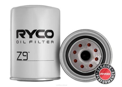 Ryco Oil Filter FOR Toyota Land Cruiser 1990-1992 80 Series 4.0 FJ80R SUV Z9