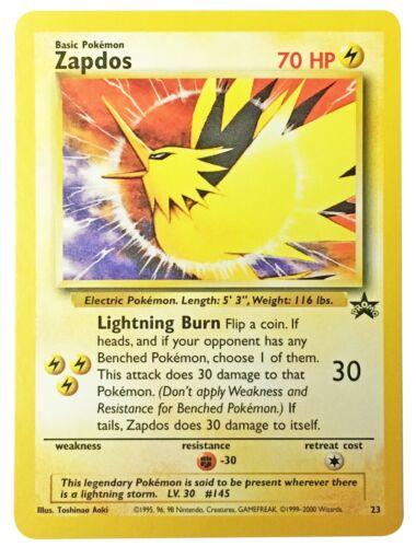 Ancient Mew Birthday Pikachu Mewtwo Venusaur Pokemon Cards Black Star Promos
