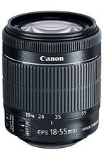 Canon EF-S 18-55mm f/3.5-5.6 II IS SLR Zoom Lens for Canon EOS T5i T6i 60D 70D