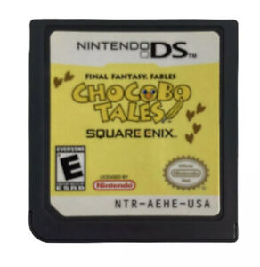 Final-Fantasy-Chocobo-Tales-Nintendo-DS-Cart-Only-TESTED