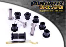 Powerflex BLACK Poly For BMW E30 3 Series 82-91 Rear Trailing Arm Bush Adjustabl