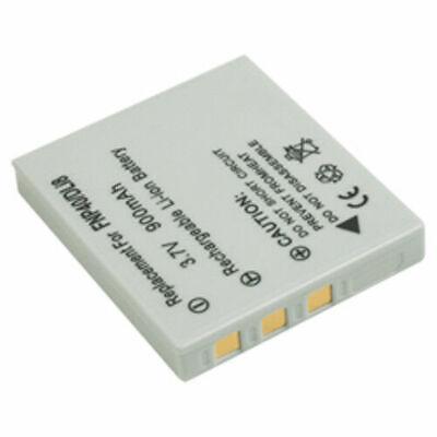 Batería de cámara-ladegerätmicro USB para Pentax Optio t20//optio w10//optio w20