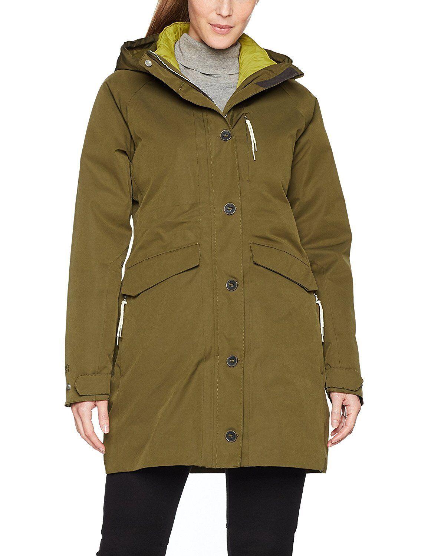 Craghoppers Waterproof 365 Damen Outdoor 3-in-1-Jacke erhältlich in Dark - 14