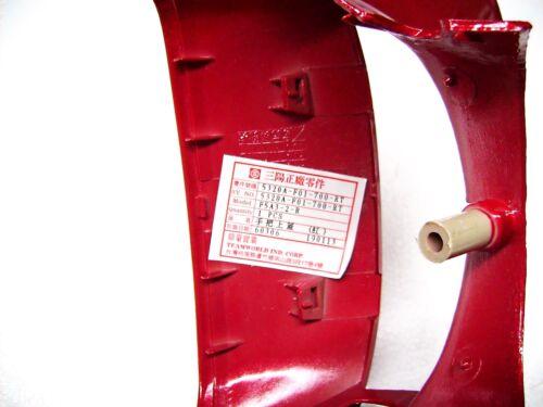 Pure 50  ET Flash NEUE SYM Lenkerverkleidung vorne rot Free 5320A-F01-700-RT