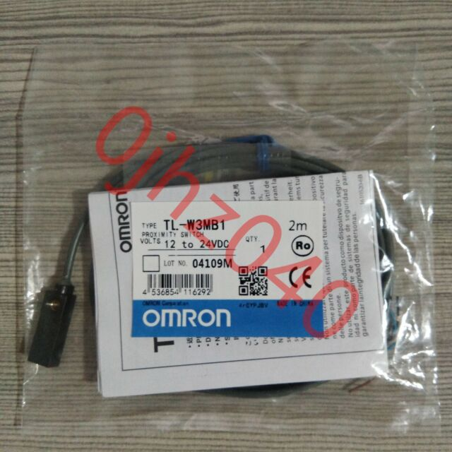 ONE NEW OMRON TL-W3MB1