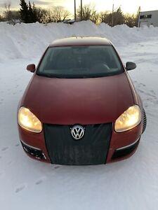 2006 Volkswagen Jetta 1.9l Turbo Diesel winter ready!