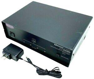 Belkin Omniview P72115 4 Port PS/2 F1D066 - TESTED w/ AC ADAPTER + WARRANTY!!