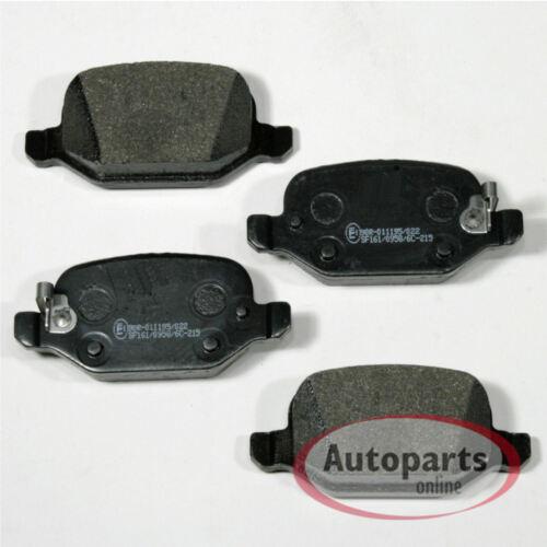 Honda FR-V Bremsscheiben Bremsen Bremsbeläge Bremsklötze für vorne hinten