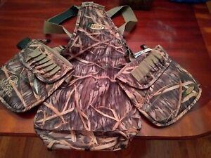 Ducks Unlimited Shotgun Back Pouch Ebay