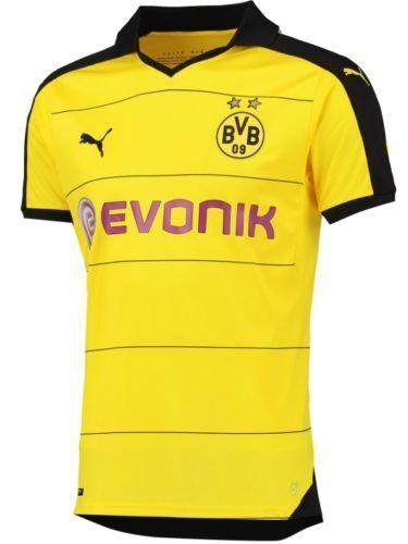 Borussia Dortmund Deutschland Fussball Trikot Puma BVB XXXXL Shirt XXXXL BVB 4XL NEU a92a50