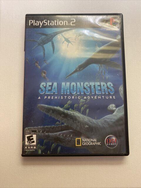 Sea Monsters: A Prehistoric Adventure (Sony PlayStation 2, 2008)