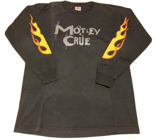 Vintage 1990's Motley Crue Long Sleeve Shirt