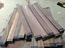 4 x Indian rosewood squares woodturning blanks SPECIAL OFFER !