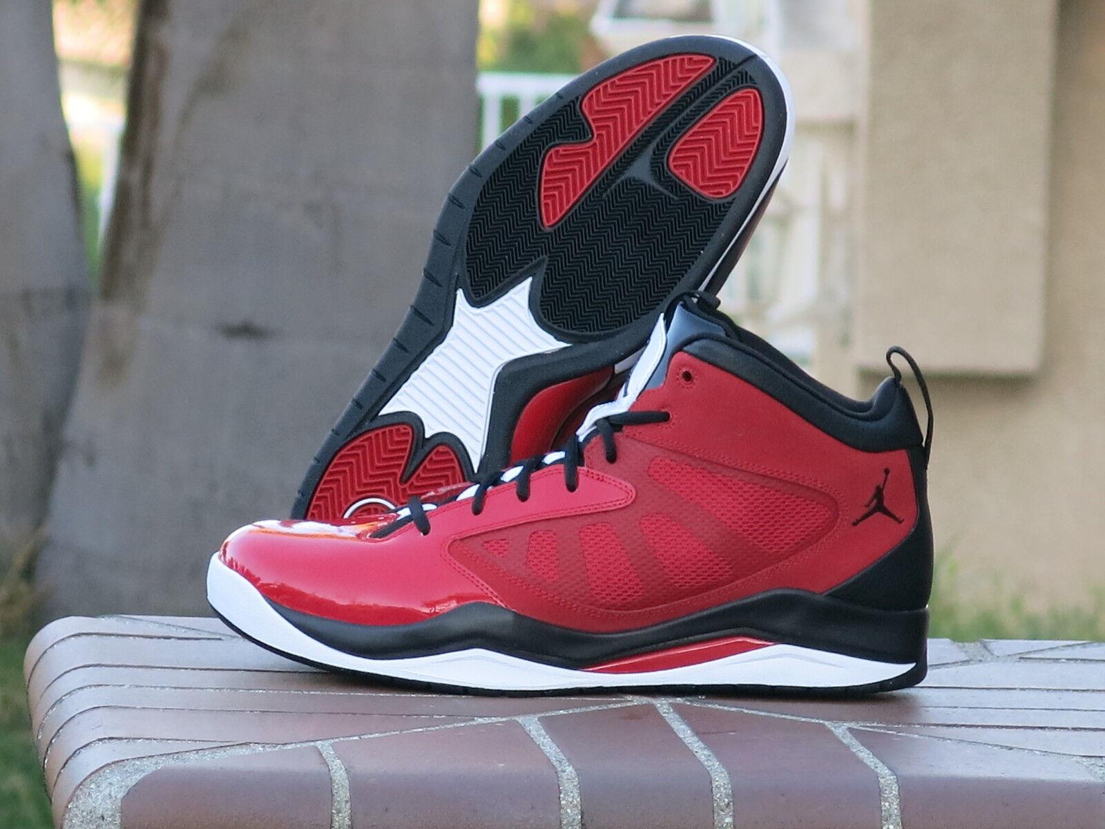 2018 los hombres de Team Nike Air Jordan Flight Team de 11 gimnasio Rojo / blanco / negro 428777-601 reducción de precios con gran descuento 4a5b5b