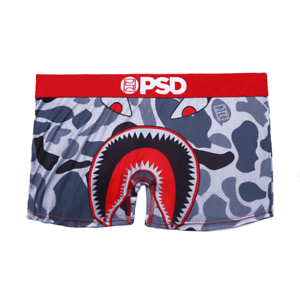 Boy Short Moisture Wicking FREE SHIP PSD Underwear Womens WarFace 2
