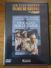 DVD * OURAGAN SUR LE CAINE * Humphrey Bogart Ferrer FILM GUERRE ATLAS