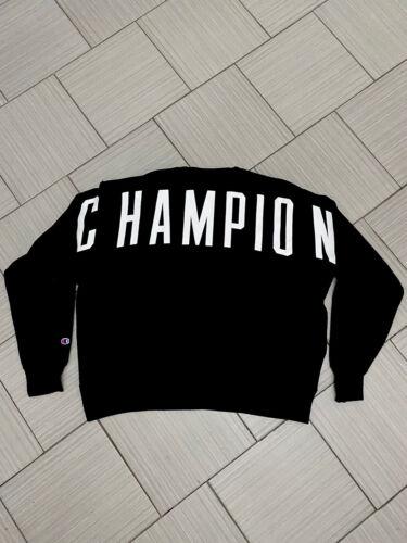 champion crewneck xl - image 1