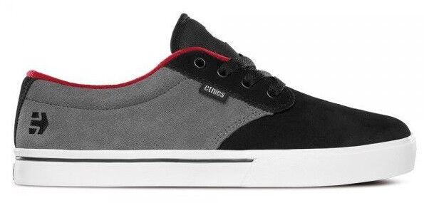 Etnies Jameson2 Schuhe Skateboarding/Longboarding Farbe Black Grey Red