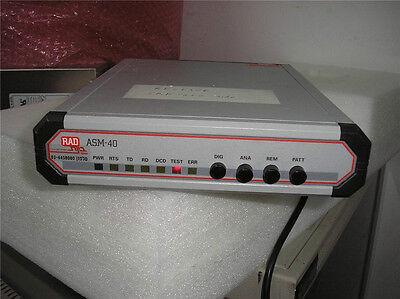 Enterprise Networking, Servers Other Enterprise Networking Rad Asm-40 Asm40/230/v36 V.36 Modem W/dte Rs-530 Rich And Magnificent