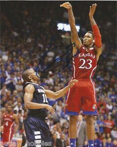 Kansas-Jayhawks-Ben-McLemore-Autographed-Signed-8x10-Photo-COA