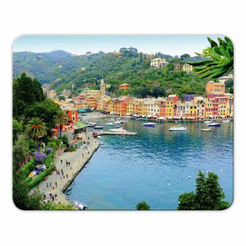 """Cinque Terre Rom Mousepad /""""ITALIEN/"""" Italy Mauspad Urlaub"""