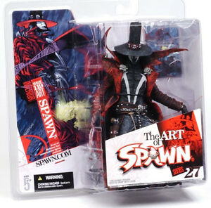 Gunslinger Figure From 2005 Oop New Mcfarlane Toys Art Of Spawn