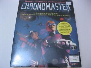 Chronomaster-PC-game-new-sealed-CD-ROM-1995
