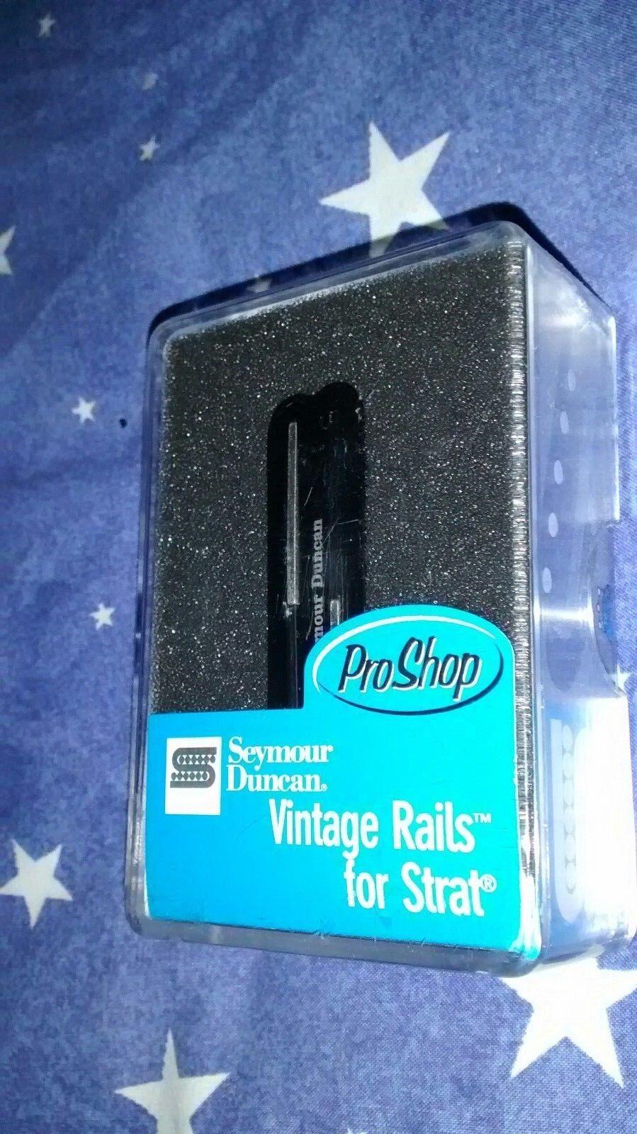 Seymour Duncan Vintage Rails, for Strat Größe. Guitar humbucker pickup