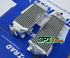 aluminum alloy radiator Kawasaki KDX200/KDX220 KDX 200 KDX 220 1997-2006