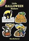 Little Halloween Stickers by Nina Barbaresi (Paperback, 1990)