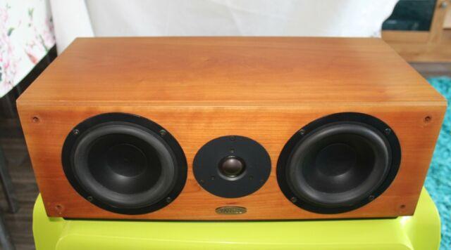 tannoy revolution rc center speaker
