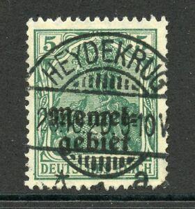 Memel-Nr-1c-gestempelt-geprueft-mit-Befund-Huylmans-BPP-B0228
