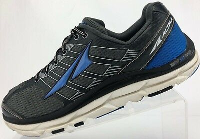 Charcoal//Blue Altra Provision 3.0 Men/'s Road Running Shoe 11 M US Used