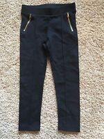 Girls Black Cherokee Pant Xs 4/5