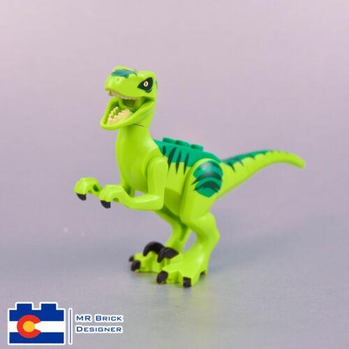Lego Jurassic World Dinosaurs Velociraptor T-Rex Indoraptor Raptor Movie Rex