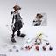 Bring Arts ~ Kingdom Hearts II ~ HALLOWEEN TOWN SORA ACTION FIGURE ~ Square Enix
